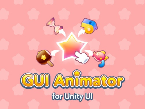 GUI Animator for Unity UI